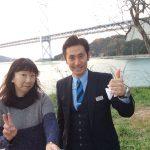 『尾道からしまなみ海道への玄関口~向島~』を観光タクシーでご案内させて頂きました!