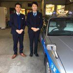 『謹賀新年 2018年~尾道駅前渡船向島側より~』