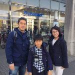 『しまなみ海道 体験型 観光タクシー~東京から来られたご家族に楽しんで頂きました~』